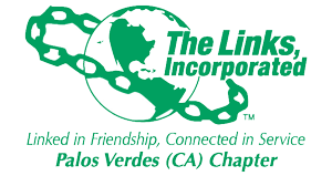 Palos Verdes Chapter, The Links, Inc. Logo