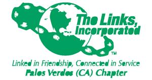 Palos Verdes Chapter, The Links, Inc. Logo