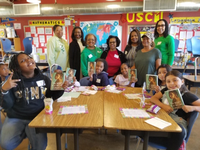 Palos Verdes Chapter, The Links, Inc. Services To Youth