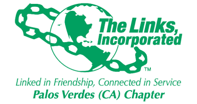 Palos Verdes Chapter, The Links, Inc. Retna Logo